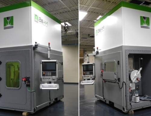 BeAM Machines prepares Solutions Center for serial production with Magic 2.0 additive manufacturing