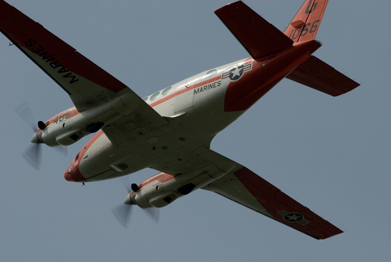 A T-44 Pegasus plane. Photo by fencecheck contributor Andyman
