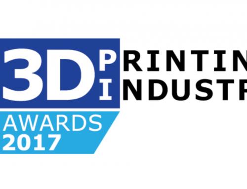 3D Printing Industry Awards 2017 – Wildcard voting update
