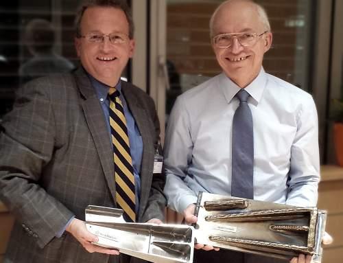 Norsk Titanium advance metal 3D printing at Plattsburgh facility