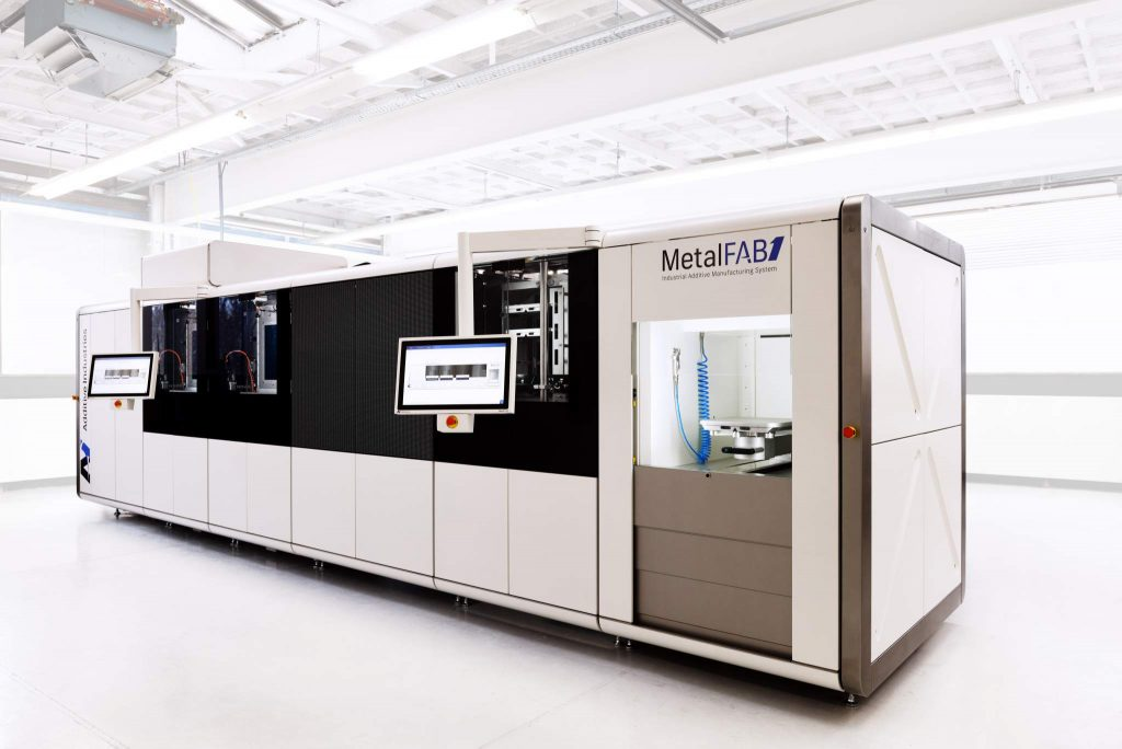 The MetalFAB1 machine from Additive Industries. Image via Additive World.
