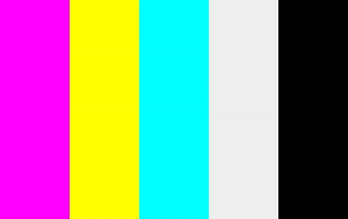 A CMYK color palette in the order: Magenta/Yellow/Cyan/Key (grey & black) Palette by Flain4399 on color-hex.com
