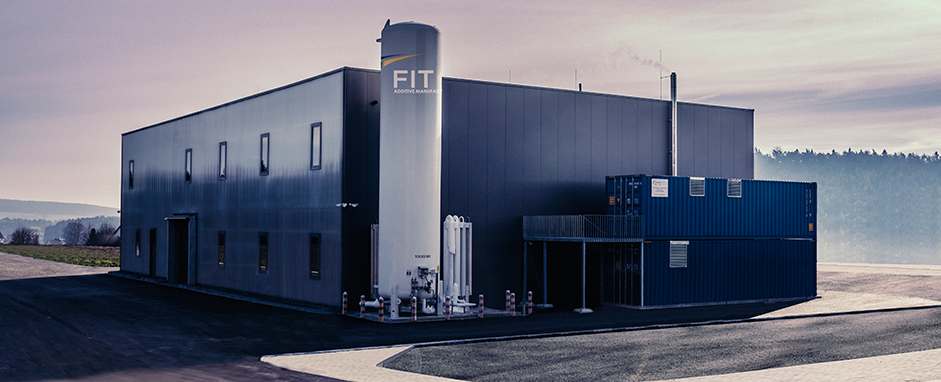 The FIT AG factory at their Headquarters in Lupburg. Photo via FIT AG.