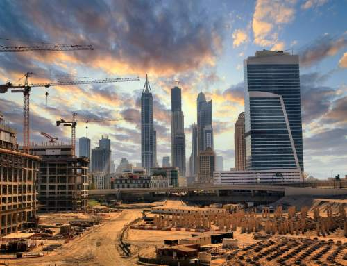 Plans to create world's first 3D printed skyscraper in Dubai