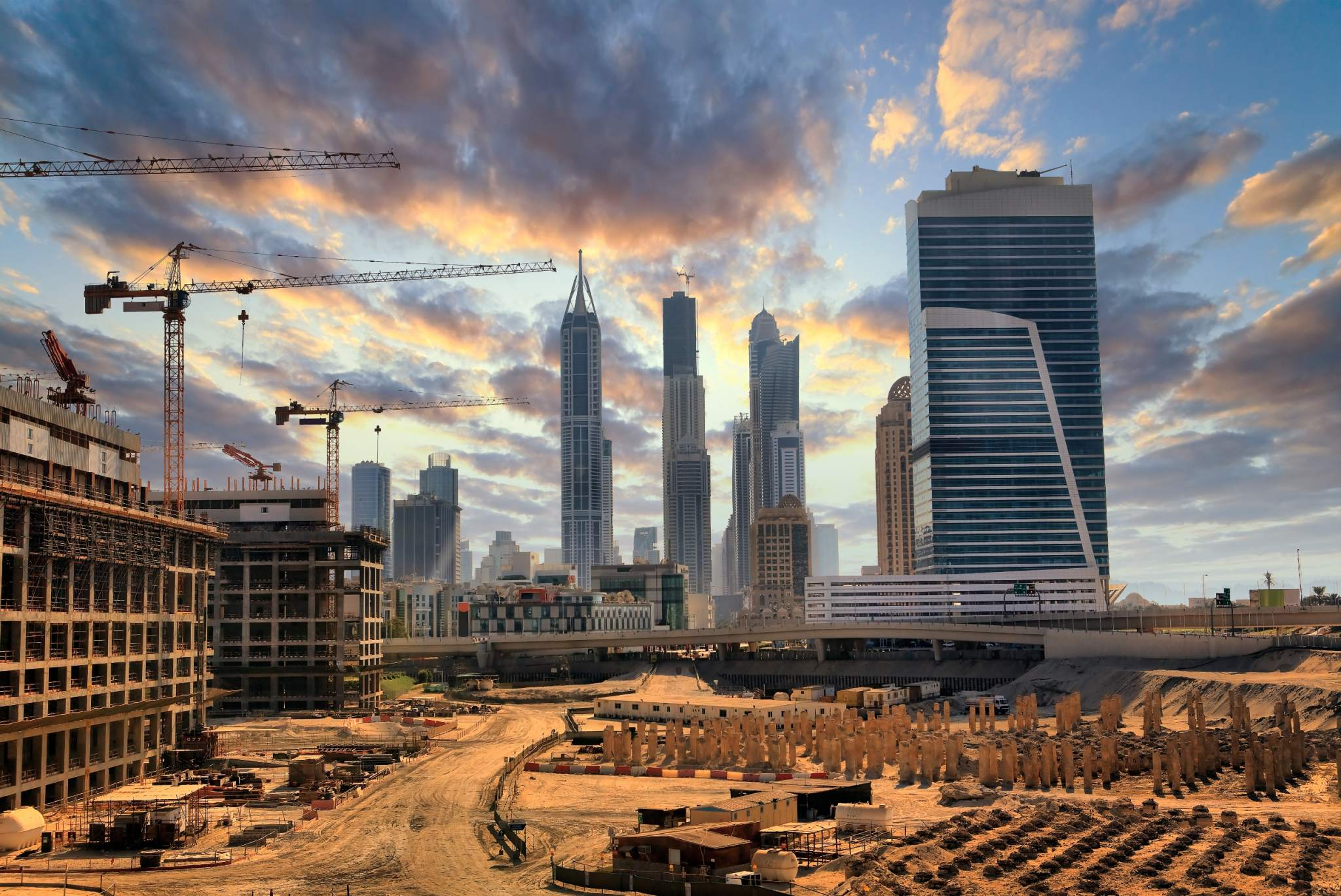 Developments In Dubai : Plans to create world s first d printed skyscraper in