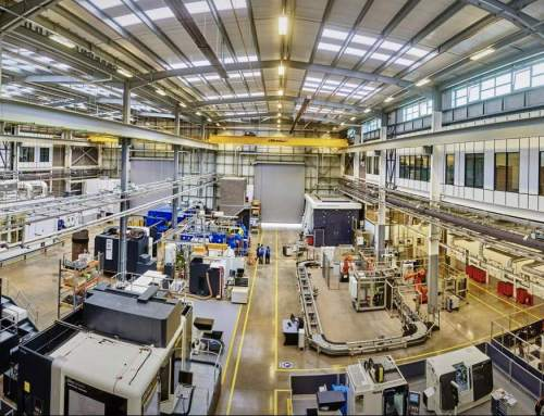 Control is the key factor for implementing additive manufacturing in industry