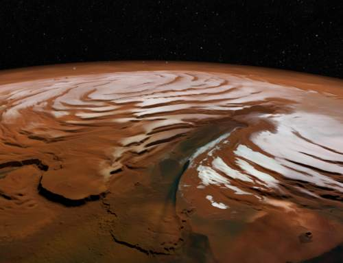 European Space Agency test 3D printing for Mars habitats