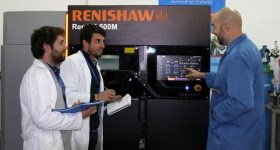 The RenAM 500M machine. Photo via Renishaw.