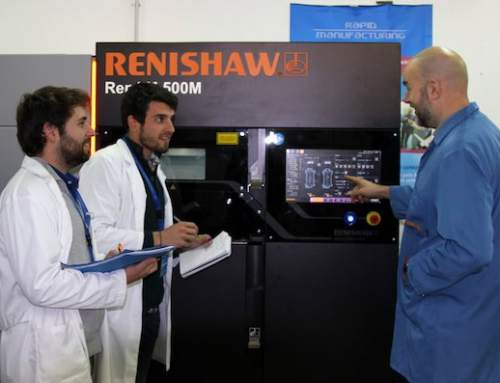 Renishaw announces new solutions centre partner and distributor for its additive manufacturing technology in China