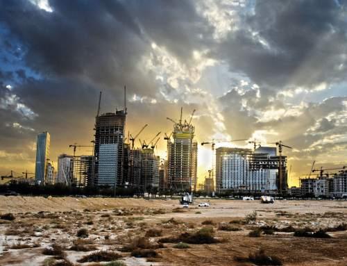 Winsun to lease concrete 3D printers to Saudi Arabia in 'billion dollar' constuction deal