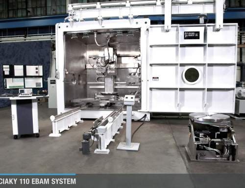Sciaky to deliver its first electron beam additive manufacturing system to the Asia-Pacific region