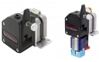 The BMG extruder. Image via Bondtech.
