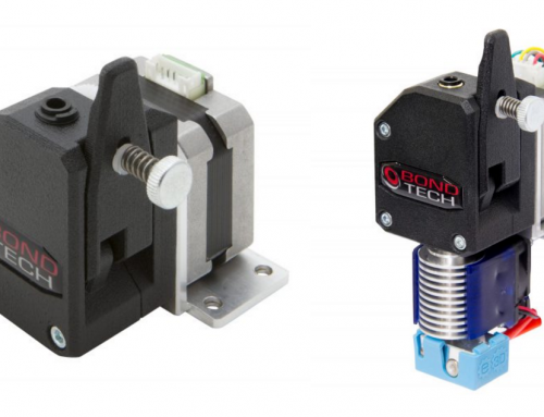 "Bondtech releases lightweight BMG extruder with ""best force to weight"" ratio on the market"