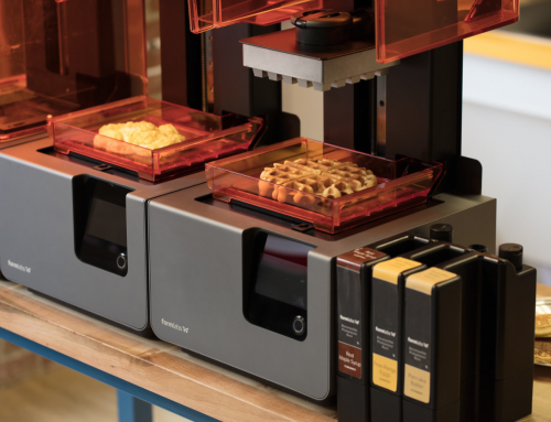 Formlabs launch Automated Breakfast Extensions for Form 2 3D printers