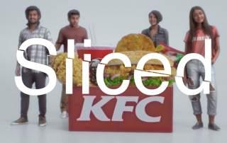 kfc sliced