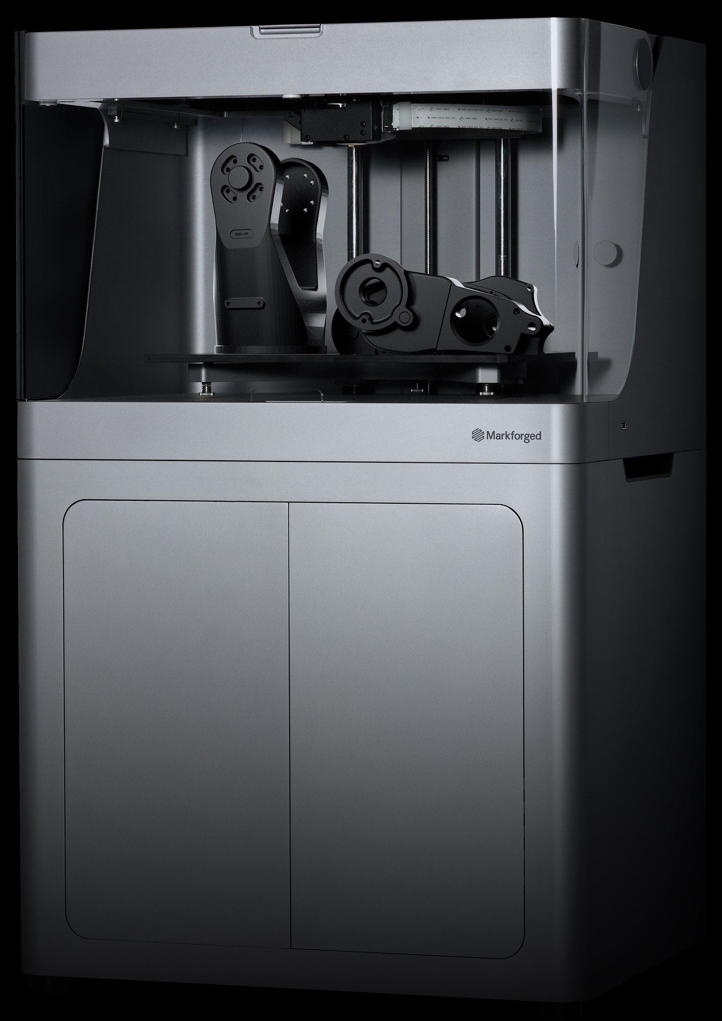 The Mark X 3D printer. Photo via Markforged