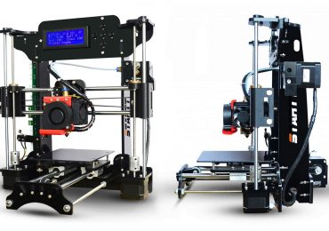 The STARTT sub $100 3D printer. Photo via iMakr