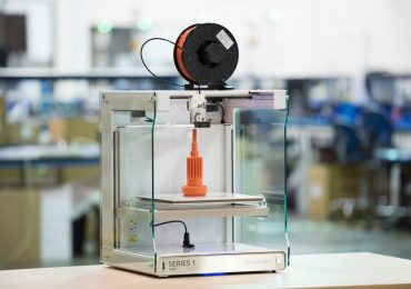 Type A Machines Series 1 PRO 3D printer. Photo via Type A Machines.