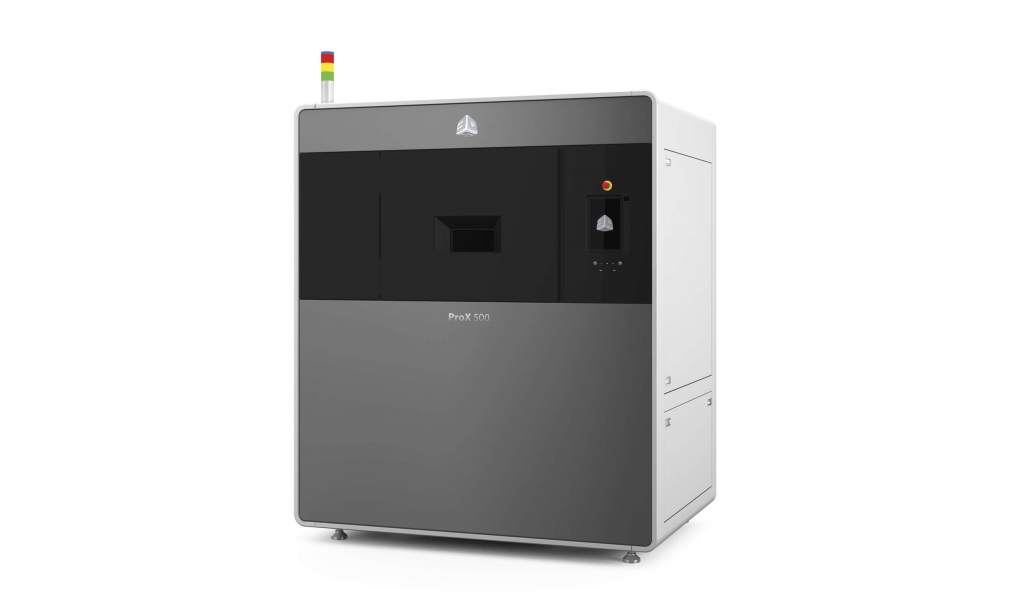 The 3D Systems ProX SLS 500 industrial 3D printer for plastic. Image via 3D Systems