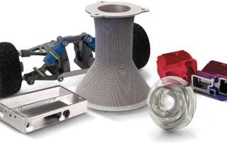 On demand manufacturing from 3D Systems. Image via 3D Systems.