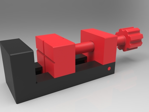 A 3D printed space vise. Image via Mouser Electronics.