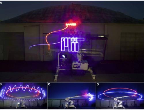 Neri Oxman's new robot 3D prints a building in under 14 hours