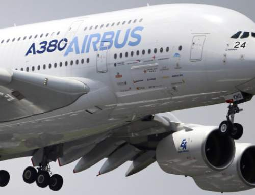 Airbus successfully tests metal 3D printed controlling component of an A380