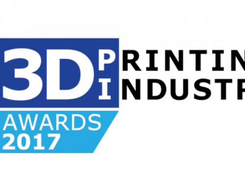 3D Printing Industry Awards Personal 3D printer of the year (FFF/FDM)