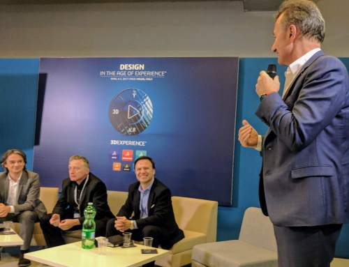 Dassault Systèmes' executives tell us about Design in the Age of Experience