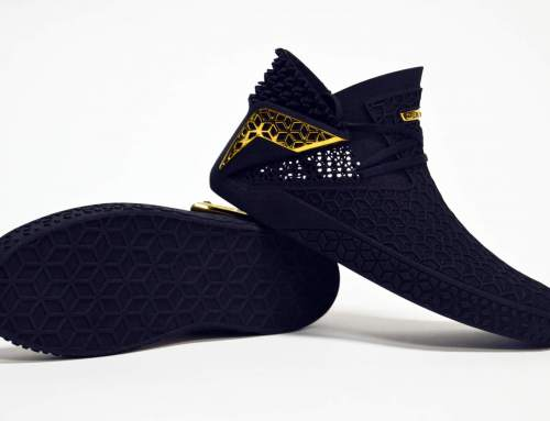 3D printing shoes, an interview with Genesis Project designer Amadou ba Ndiaye