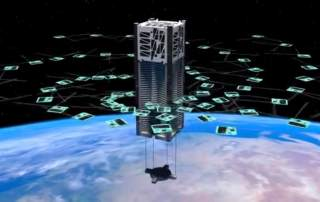 Femto Satellites for the Internet of Space. Image via Mouser Electronics Inc.