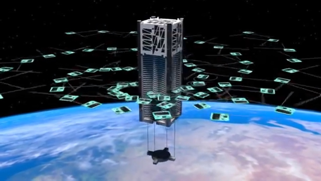 winning 3d print to enable the internet of space