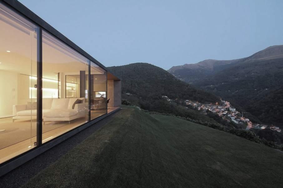 The PassivDom house. Image via PassivDom.