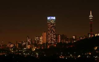 South African government invest in 3D metal printing startup in Gauteng, the province home to Johannesburg. Johannesburg skyline photo by Nico Roets on Flickr