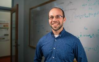 MIT's Justin Solomon is one of the professors leading the course.