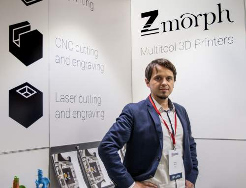 3D Printing The Next Five Years by Przemek Jaworski of ZMorph