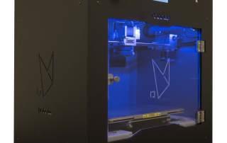 The updated Roboze One 3D printer. Image via Roboze.