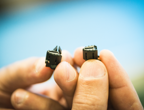 Carbon 3D print series of 10,000 parts for Oracle Labs servers