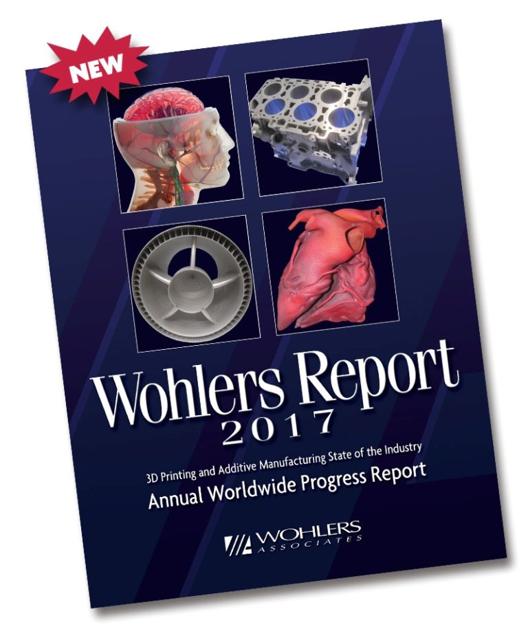 The Wohlers Report 2017.