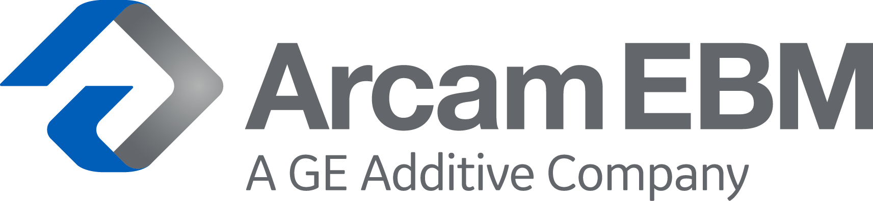 The new Arcam EBM logo. Image via Arcam