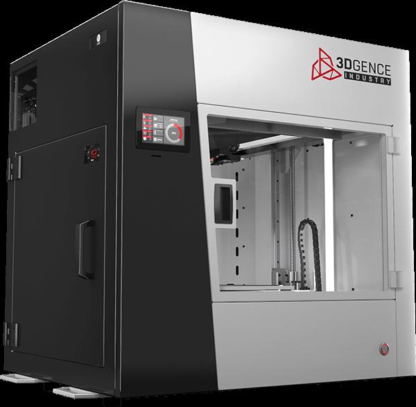 The 3DGence Industry. Image via 3DGence.