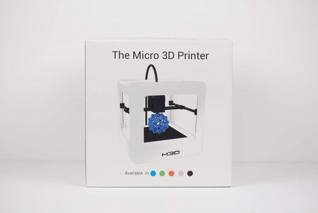The M3D Micro 3D printer.