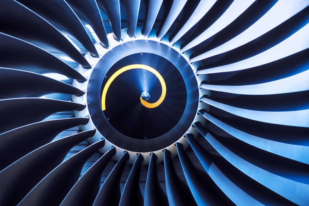 Thyssenkrupp is one of the world's largest steel producers and has customers across high value industries including aerospace and automotive. Photo of a turbine via thyssenkrupp AG newsroom