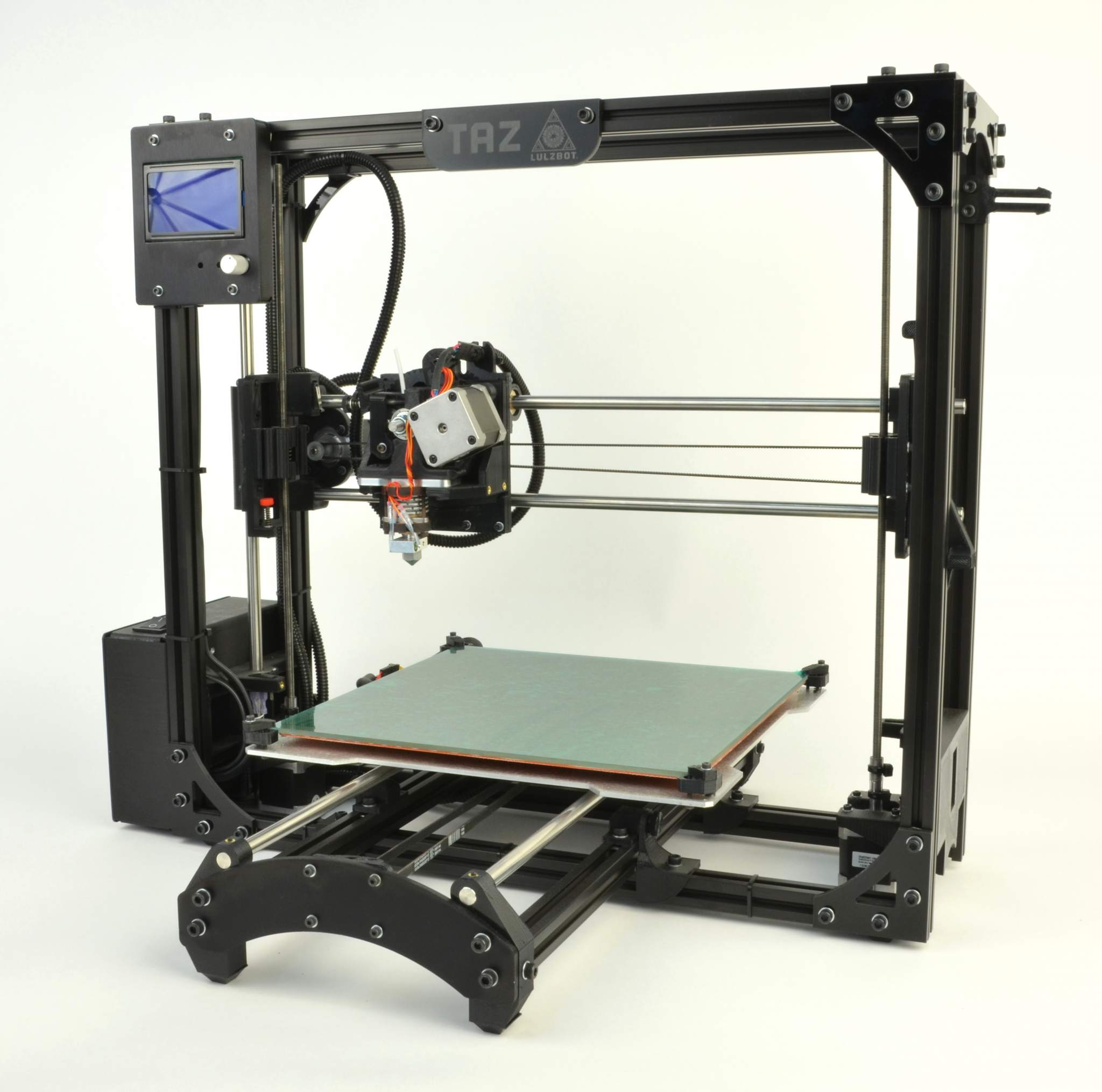 The Lulzbot Taz 3.0 3D printer. Image via Lulzbot.