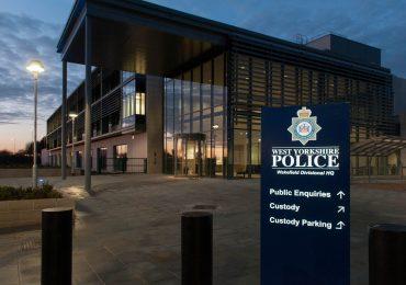 West Yorkshire Police Wakefield division HQ. Photo via westyorkshirepoliceimaging on Flickr