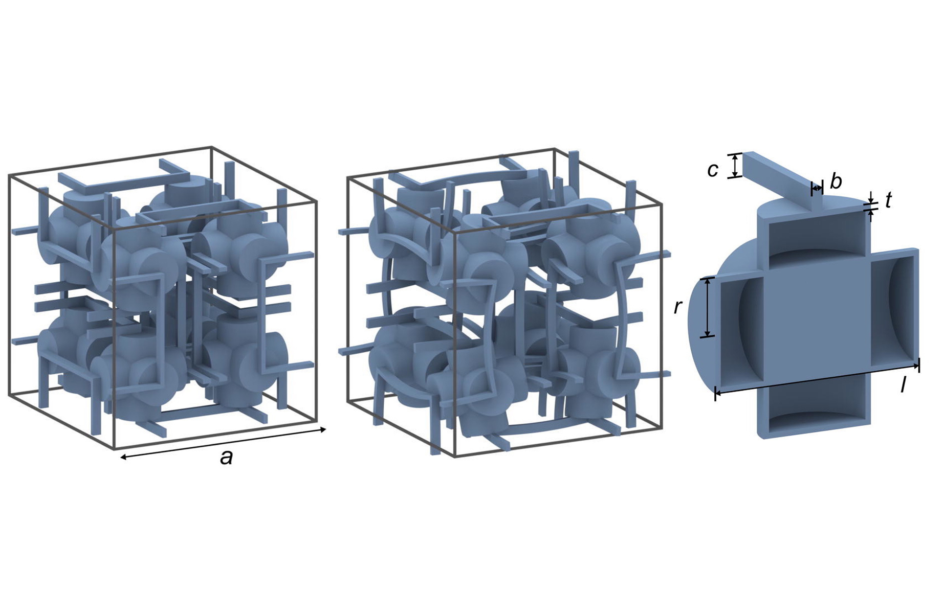Researchers blueprint a 3d printed metamaterial that for 3d printer blueprints