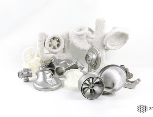 3D Hubs launches cast metal service using FDM 3D printing material from Polymaker