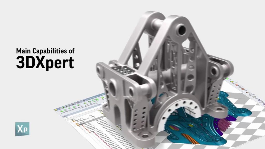 3D Systems 3DXpert.