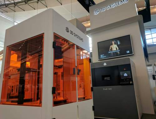3D Systems to install smart controls and connectivity into 3D printers