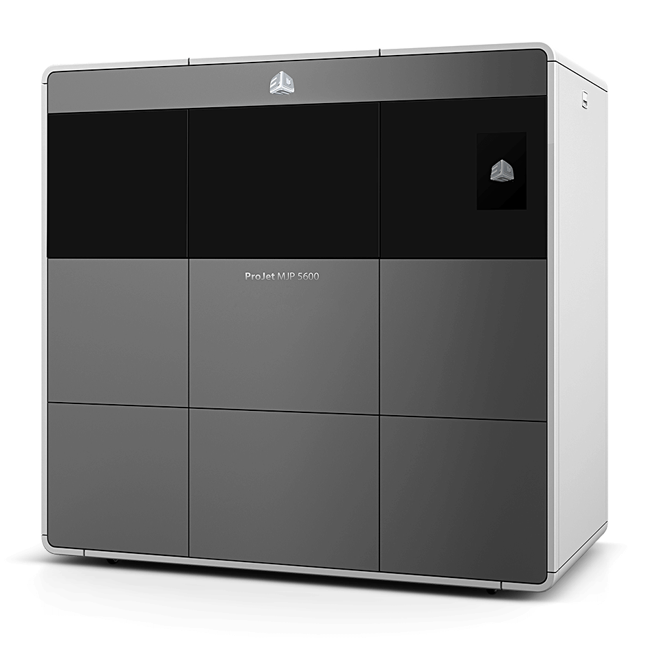The ProJet MJP 5600. Image via 3D Systems.
